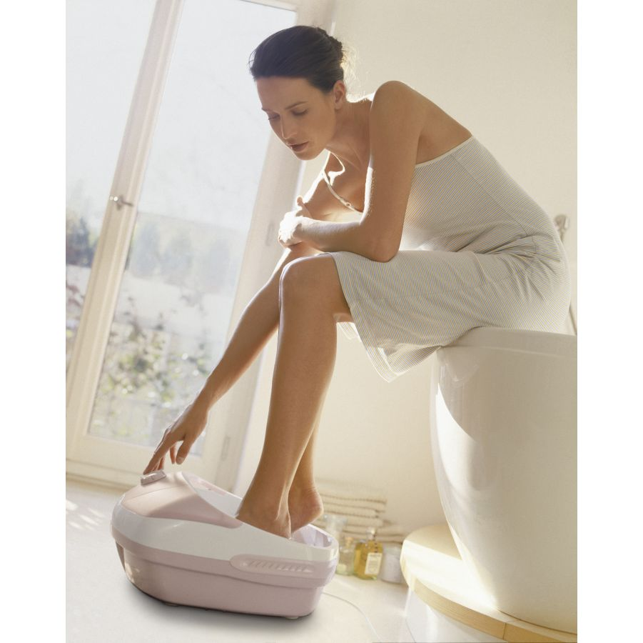 How To Clean A Home Foot Spa