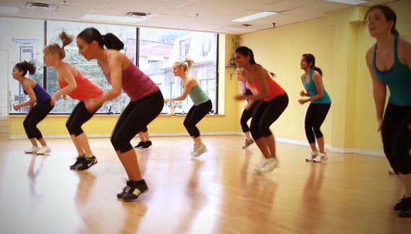 body conditioning class